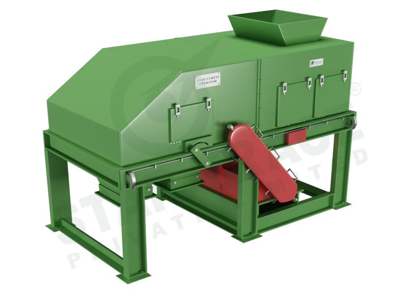 eddy current machine