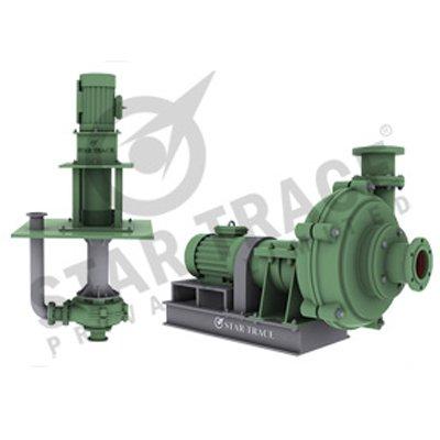 Slurry Pumps | Star Trace Pvt  Ltd
